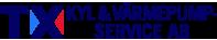 TX Kylservice | Logo